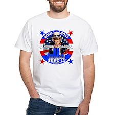 9/11 Sept 11th 10 Year Anniversary Shirt