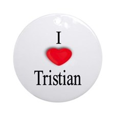 Tristian Ornament (Round)