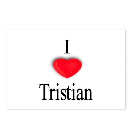 Tristian Postcards (Package of 8)