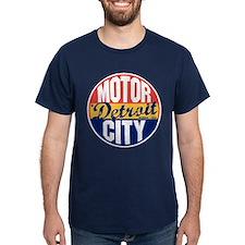 Detroit Vintage Label T-Shirt