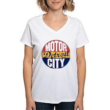 Detroit Vintage Label Shirt