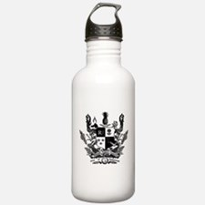 Cute R trees Water Bottle