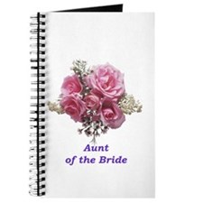 Aunt of the Bride Journal
