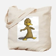 Shank the Platypus Tote Bag