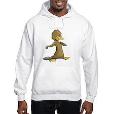 Shank the Platypus Hoodie