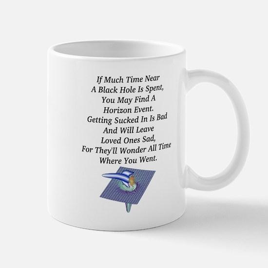 Horizon Event Limerick Mug