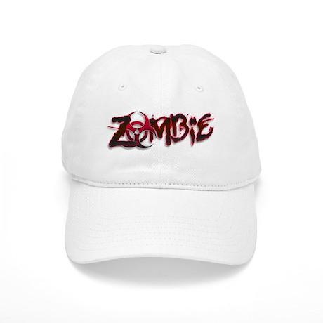 Zombie Biohazard Halloween Cap