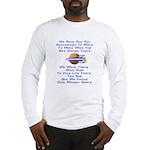Mars Probe Limerick Long Sleeve T-Shirt