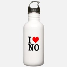 I Love New Orleans! Water Bottle