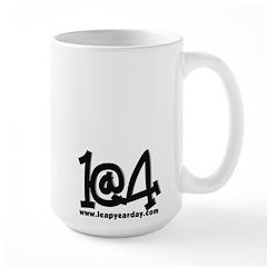 1@4 Large Mug