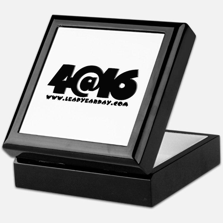 4@16 Keepsake Box