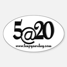5@20 Decal