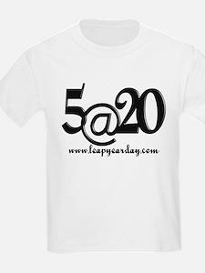 5@20 T-Shirt