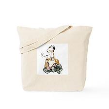 Funny Smoker Tote Bag