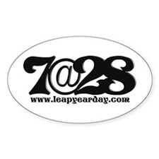 7@28 Decal