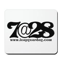 7@28 Mousepad