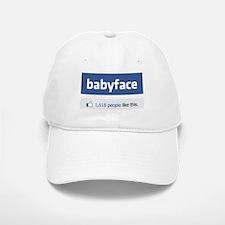 babyface funny parody Baseball Baseball Cap