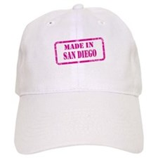 MADE IN SAN DIEGO Baseball Cap