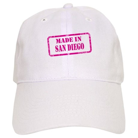 MADE IN SAN DIEGO Cap