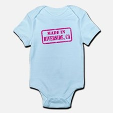 MADE IN RIVERSIDE Infant Bodysuit