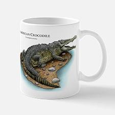 American Crocodile Mug