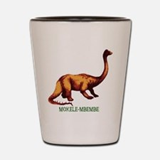 Mokele-mbembe Shot Glass