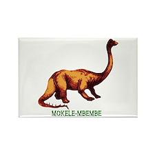 Mokele-mbembe Rectangle Magnet