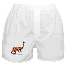 Mokele-mbembe Boxer Shorts