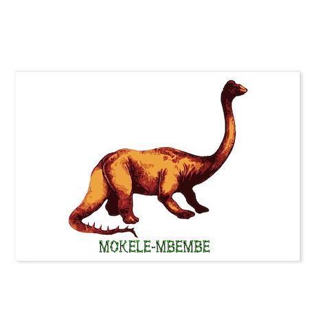 Mokele-mbembe Postcards (Package of 8)