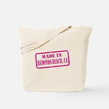MADE IN REDONDO BEACH Tote Bag