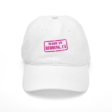 MADE IN REDDING, CA Cap