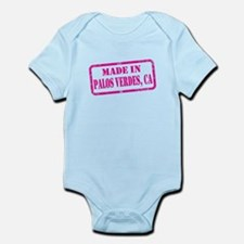 MADE IN PALOS VERDES Infant Bodysuit