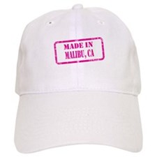 MADE IN MALIBU Baseball Baseball Cap