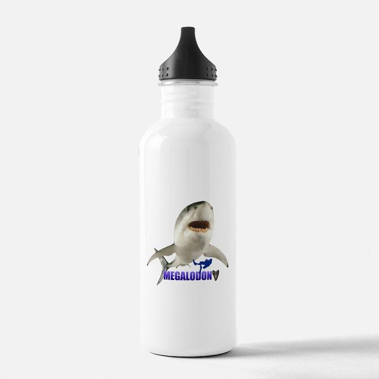 Megalodon Water Bottle