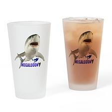 Megalodon Drinking Glass