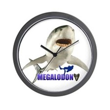 Megalodon Wall Clock