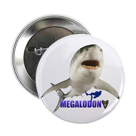 """Megalodon 2.25"""" Button"""