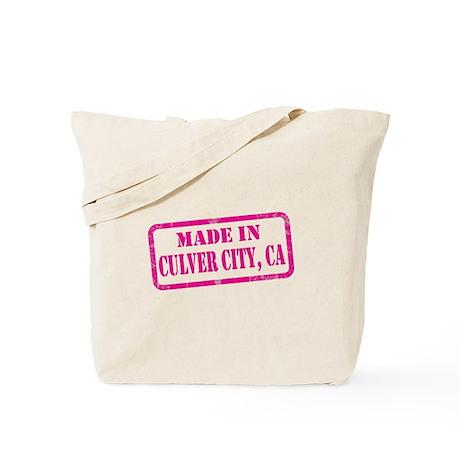 MADE IN CULVER CITY Tote Bag