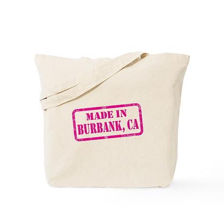 MADE IN CALIFORNIA Tote Bag