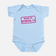 MADE IN BURBANK Infant Bodysuit