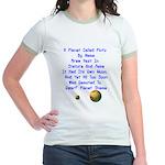 Pluto's Lament Limerick Jr. Ringer T-Shirt