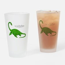 Loch Ness Monster Drinking Glass