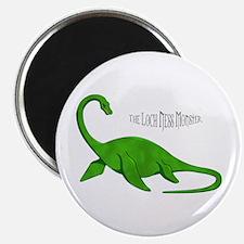 Loch Ness Monster Magnet