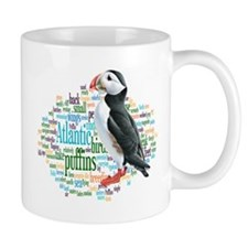 Puffins Small Small Mug