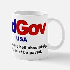 FedGov Mug