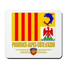Provence-Alpes-Cote d'Azur Mousepad
