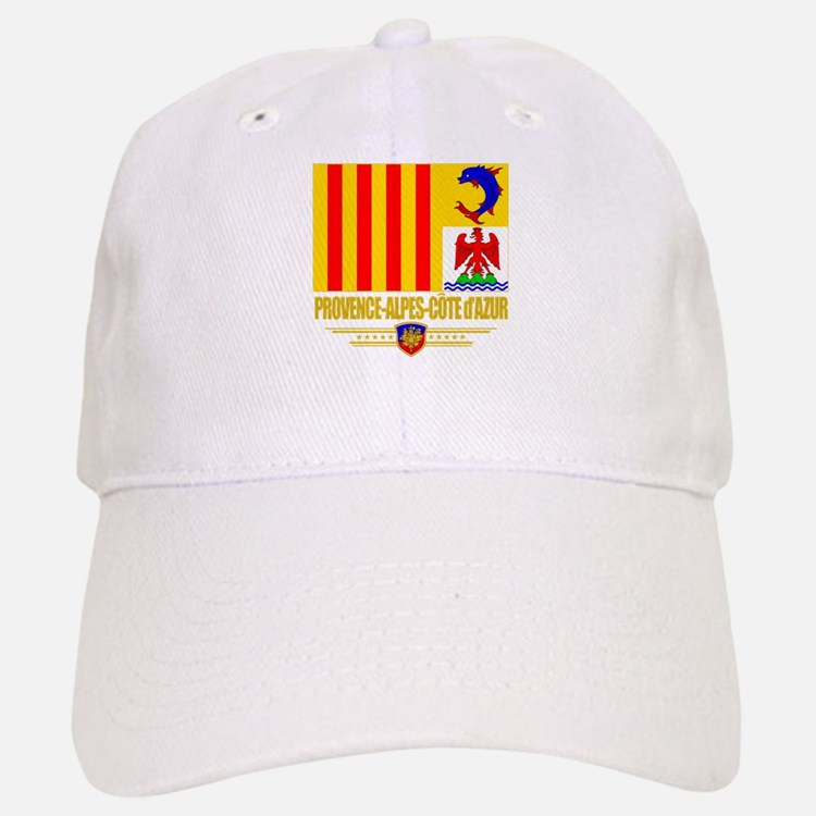 Provence-Alpes-Cote d'Azur Baseball Baseball Cap