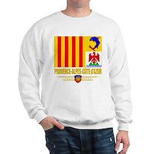 Provence-Alpes-Cote d'Azur Sweatshirt