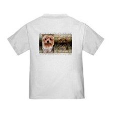 New Year - Golden Elegance - Yorkie T