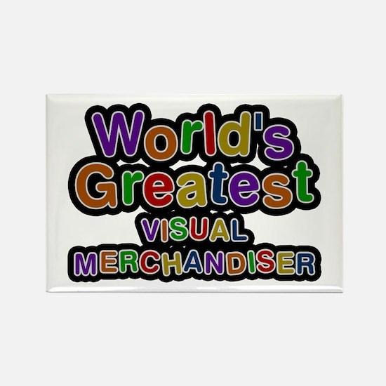 World's Greatest VISUAL MERCHANDISER Rectangle Mag